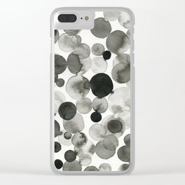 Como pompas III Clear iPhone Case