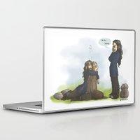 kili Laptop & iPad Skins featuring Kili please... by ScottyTheCat