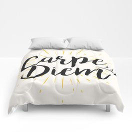 Carpe Diem Comforters