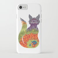 wonderland iPhone & iPod Cases featuring Wonderland by Heather Searles