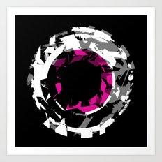 'UNTITLED #07' Art Print