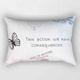 Life is Strange Rectangular Pillow