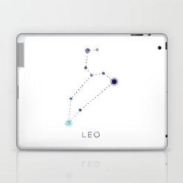 LEO STAR CONSTELLATION ZODIAC SIGN Laptop & iPad Skin