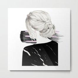 Blondie #4 Metal Print