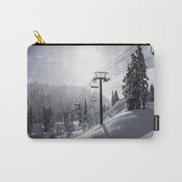 Mt Baker Ski Lift Carry-All Pouch
