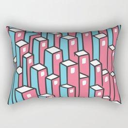 Fries city Rectangular Pillow