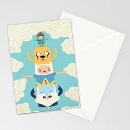 Adventure Totem Stationery Cards