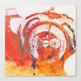 Love Prevailed Canvas Print