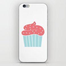 Cupcake iPhone & iPod Skin