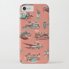 WELCOME TO PALM SPRINGS iPhone 7 Slim Case