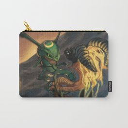 Rayquaza VS. Volvagia Carry-All Pouch