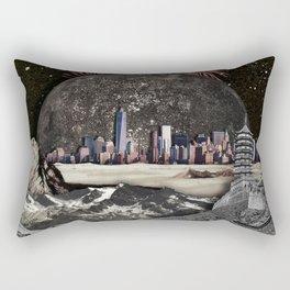 THE WAY TO GOLDEN Rectangular Pillow