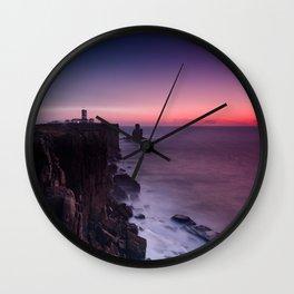 Dramatic Wall Clock