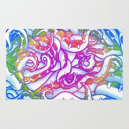 Candy Shop Tentacles Rug