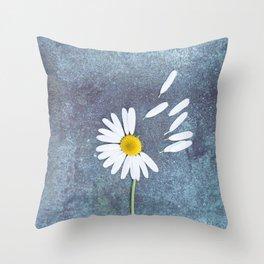 Daisy III Throw Pillow