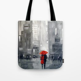 Together in new York Tote Bag