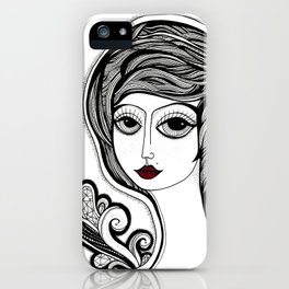 Catherine iPhone Case