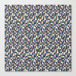 Color Block New Canvas Print