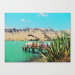 Bay Drive Canvas Print