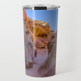 Colorful Canyon, Valley of Fire State Park Travel Mug