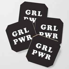 GRL PWR Coaster