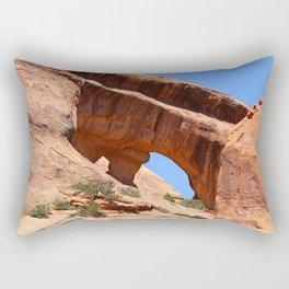Beautiful Double O Arch Rectangular Pillow