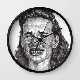 Wowie Zowie!!! Wall Clock