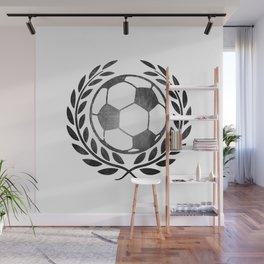 Vintage football Wall Mural