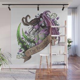 Betrayer Wall Mural