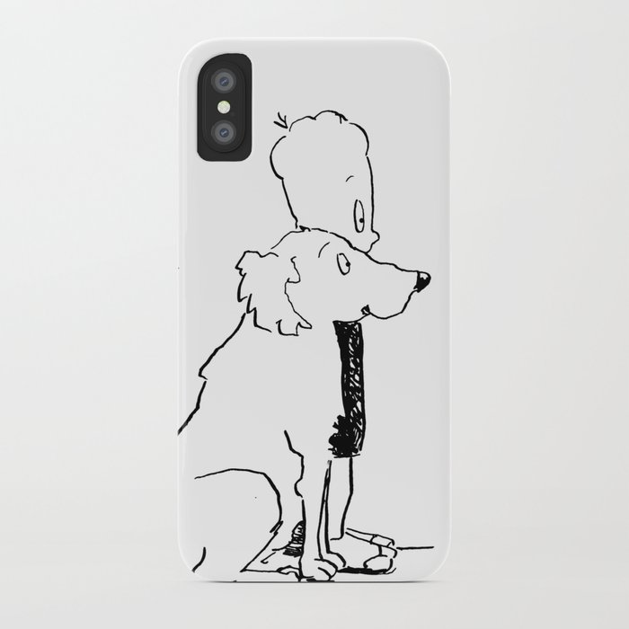 try to see what they see iPhone Case