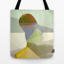 Somewhere Not Here Tote Bag