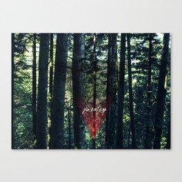 Trip Away Into the wild Canvas Print