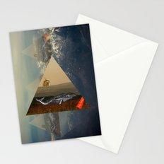 Run, whale, run!! Stationery Cards