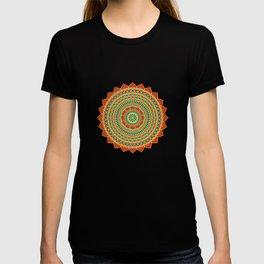 Mandala of Happyness, Health and Wealth T-shirt