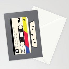 MIX TAPE B/SIDE Stationery Cards