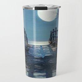 Under The Moonbeams Travel Mug