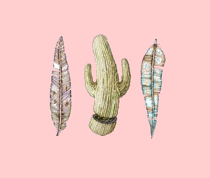 cactus win Metal Travel Mug