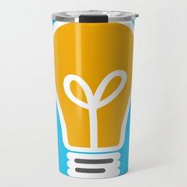 Let Your Light(bulb) Shine Travel Mug