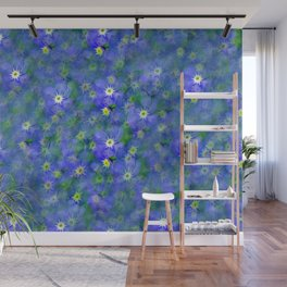 forget me not !! Wall Mural