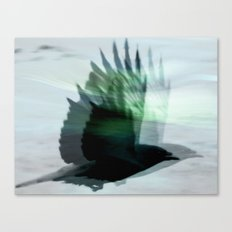 GhostBird Canvas Print
