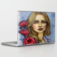 "les miserables Laptop & iPad Skins featuring ""Les Miserables"" by musentango87"