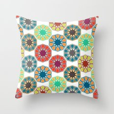 Pattern Untitled Throw Pillow