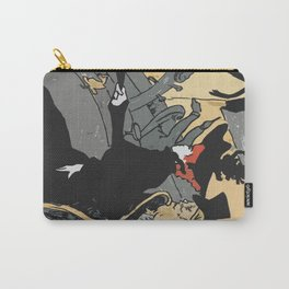 After Lautrec - Divan Japonais Carry-All Pouch