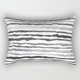 Waves Pattern Rectangular Pillow
