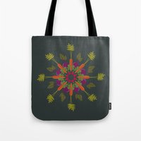 vegetable Tote Bags featuring Vegetable Medley by Veronica Galbraith
