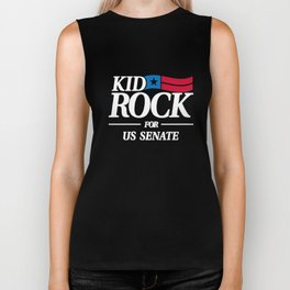 Kid For Us Senate American Badass T-Shirts Biker Tank