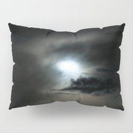 Tungston Moon Pillow Sham