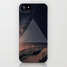 Mountain View iPhone Case