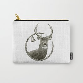 Sawdust & Diamonds Carry-All Pouch