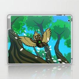 Harp's Afternoon Flight Laptop & iPad Skin